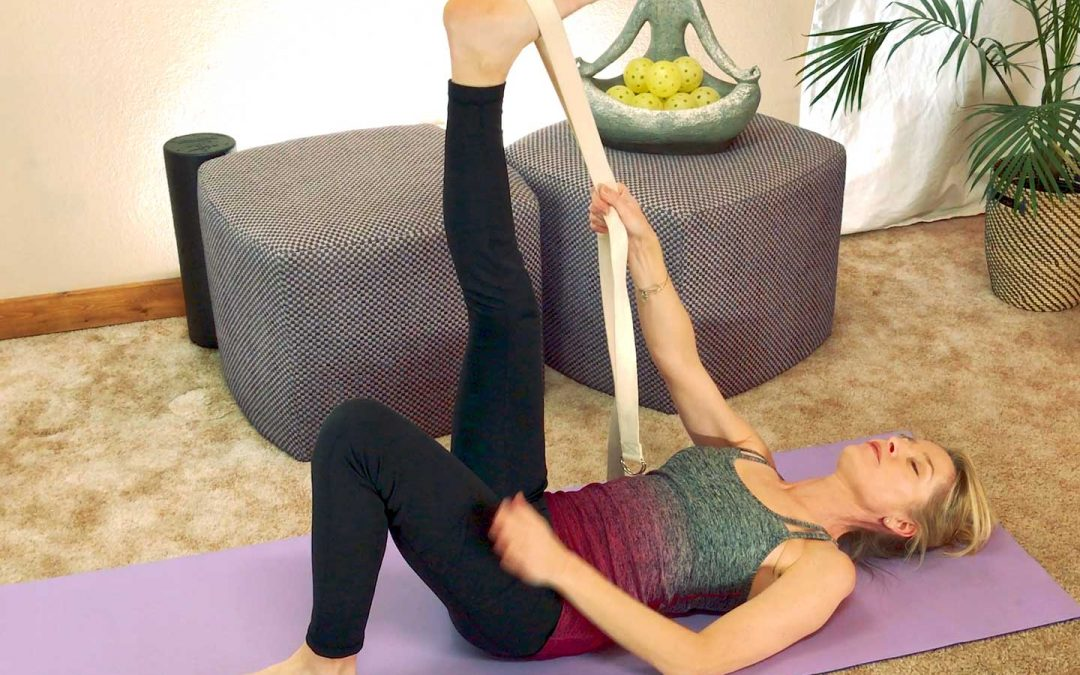 Lower Back Relief Yoga